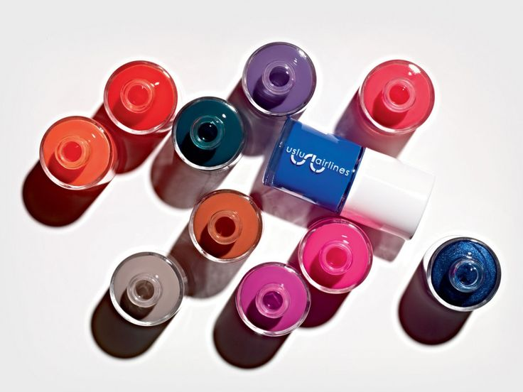 Happy to announce that legendary USLU Airlines polishes are availbale now at @ecodemica