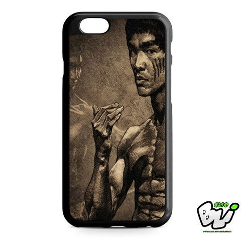 Bruce Lee iPhone 6 Case | iPhone 6S Case