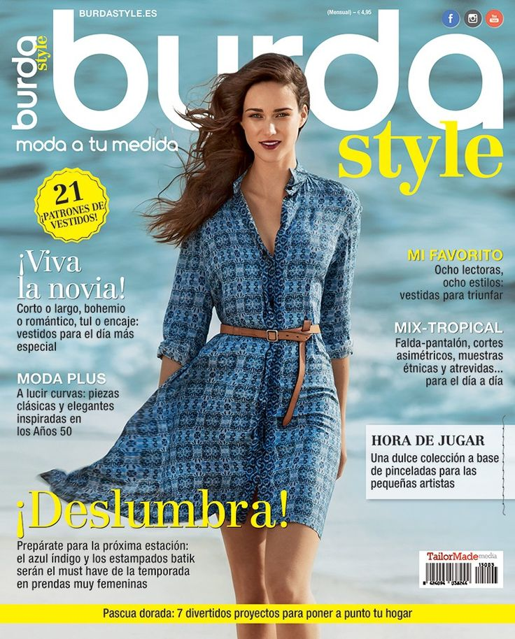 burda style Marzo 2015
