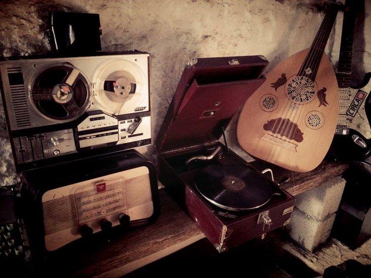 #vintage #music #corner #homoratus #garage