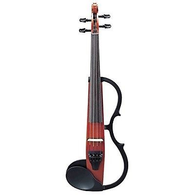 YAMAHA Silent Violin Brown SV-130-BR from Japan