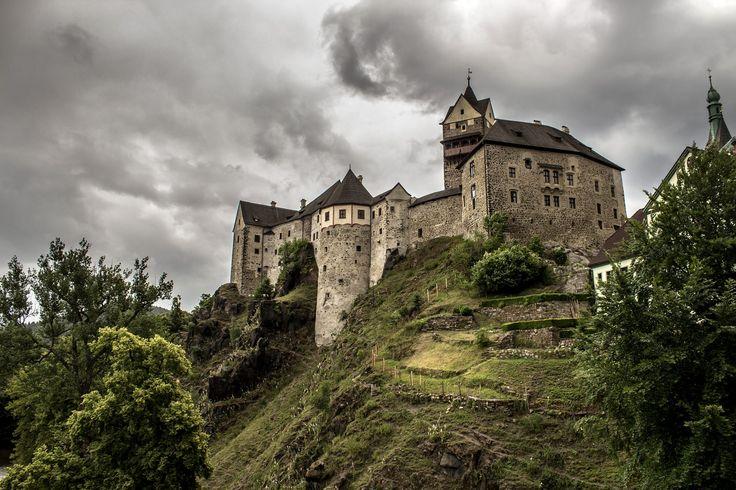 Beautiful castle on the edge of Czech Republic :-)