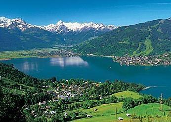 Zell am see Austria. Stunning place. Love it!