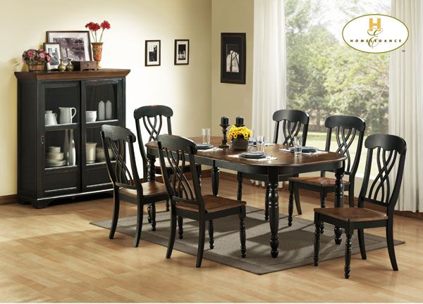 72 Best Homelegance Dining Room Sets On Sale Images On Pinterest Entrancing Black Dining Room Furniture Sets Review