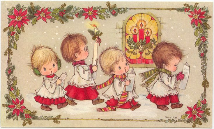 Coro de navidad - Anne Liese