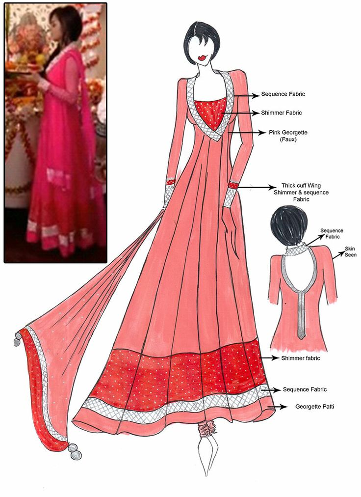 DIY #Madhubala Ankle Length #Anarkali Suit