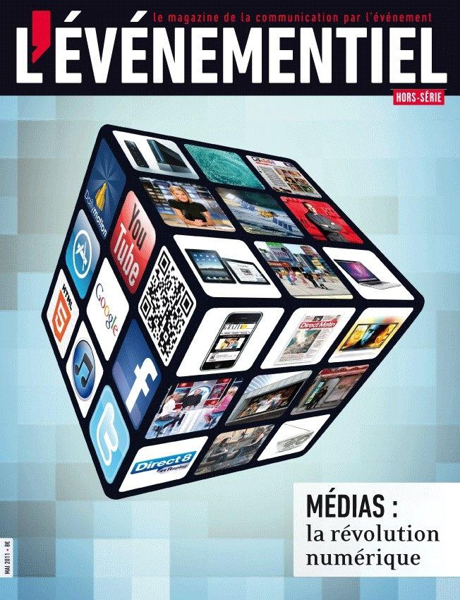 L'ÉVÉNEMENTIEL hors-série médias 2011