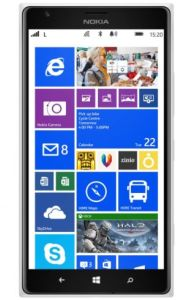 Nokia Smartphone Deals: Nokia Lumia 1520 White, Excellent phone. Using this phone for E-mail, reading news on the web, reading Kindle books, taking pictures, using offline GPS to move from home - work - home, video chatting on Skype, streaming music on Nokia Music, Office on the go as well as OneDrive to sync my documents with my business computer.