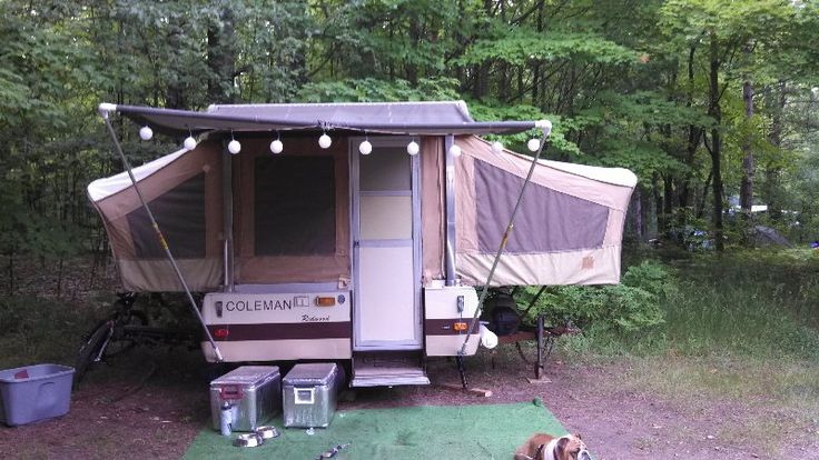 What was the first camper you owned?