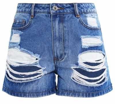 Los Shorts Vaqueros Más Trendy De La Temporada ¿Existen prendas informales más originales y versátiles que los shorts vaqueros de mujer? Puede que sí, c