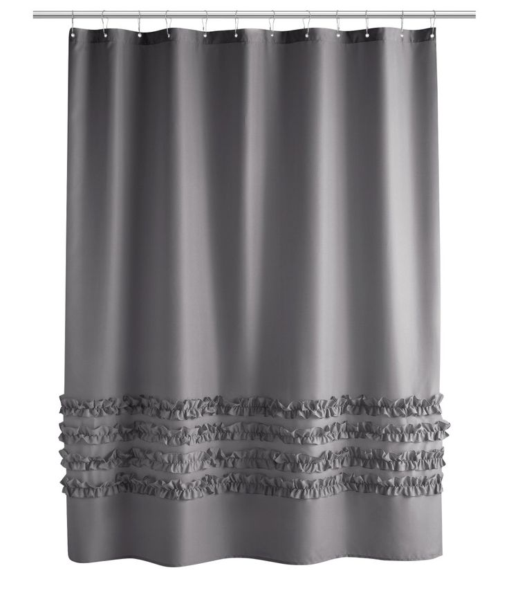 1000 Ideas About Gray Shower Curtains On Pinterest Shower Curtains Curtains And Bathroom