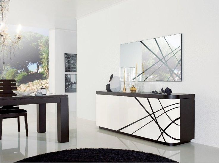 Graphic Lines are the ultimate way to modernize your living room.