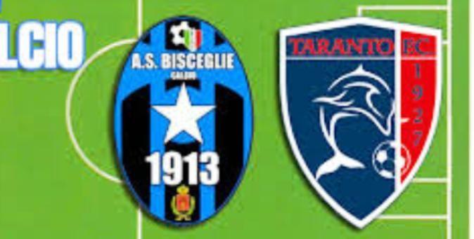 DIRETTA / BISCEGLIE-TARANTO e la 21a giornata in Serie D