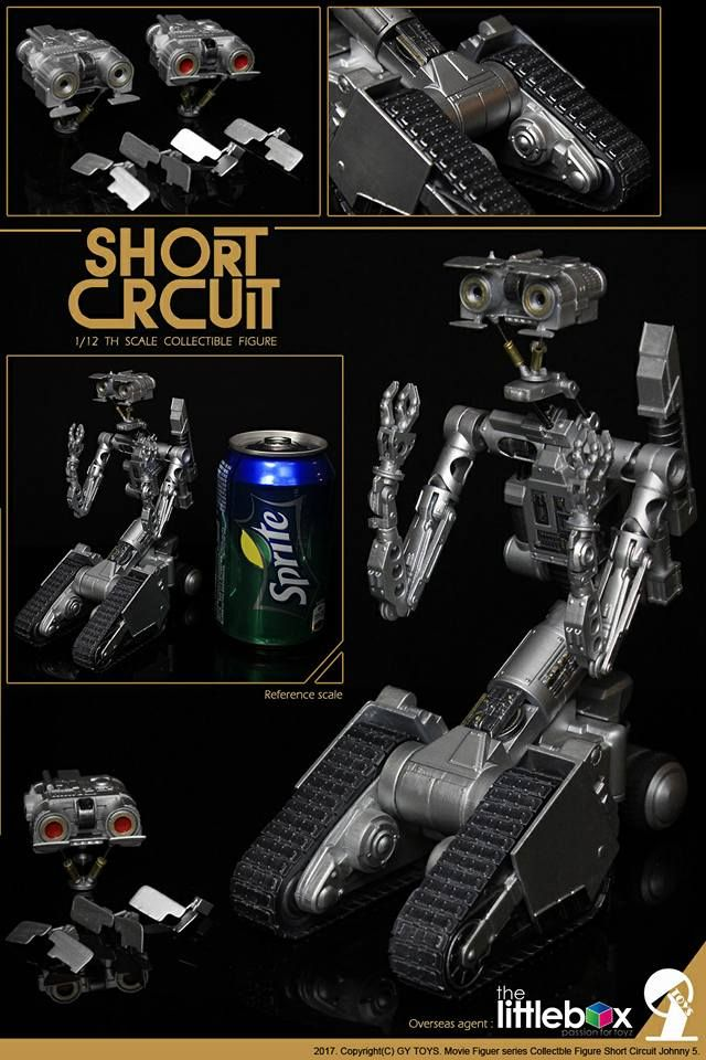 Short Circuit is a 1986 American science fiction comedy film directed by John Badham, and written by S. S. Wilson and Brent Maddock. The fil...