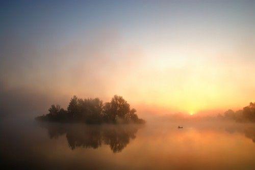 Radymno in Subcarpathia (Podkarpacie) Poland. fishing by Piotr Lisowski