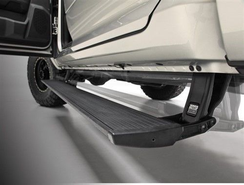 Amp Research Powerstep Running Boards 2016 Dodge Ram 1500/2500/3500 76139-01a #car #truck #parts #exterior #nerf #bars #running #boards #7613901a