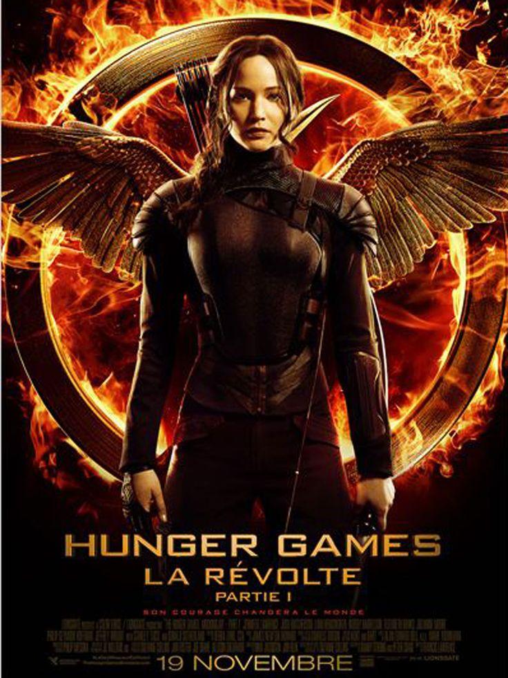 Hunger Games - La Révolte : Partie 1 est un film de Francis Lawrence avec Jennifer Lawrence, Josh Hutcherson. Synopsis : Katniss Everdeen s'est réfugiée dans le District 13 après avoir détruit à jamais l'arène et les Jeux. Sous le commandement de la Présidente Coin, chef