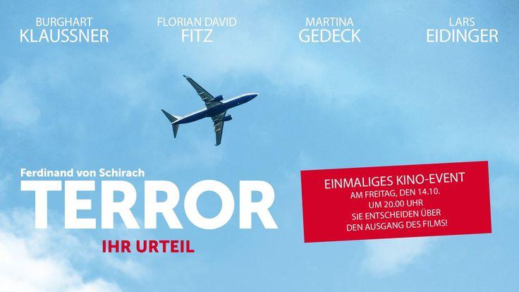 TERROR – IHR URTEIL – offizieller Trailer