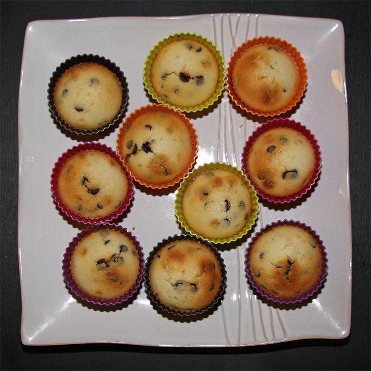 muffins - Purple Jumble