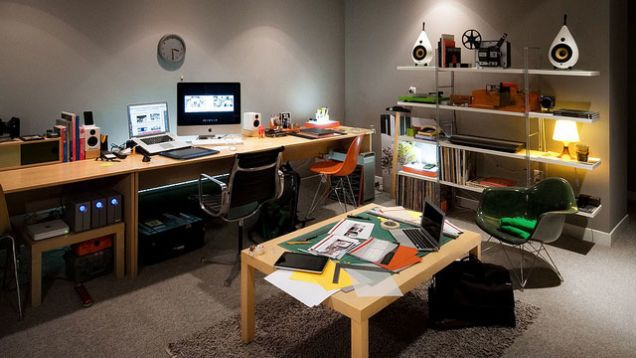 The Isolation Chamber Workspace