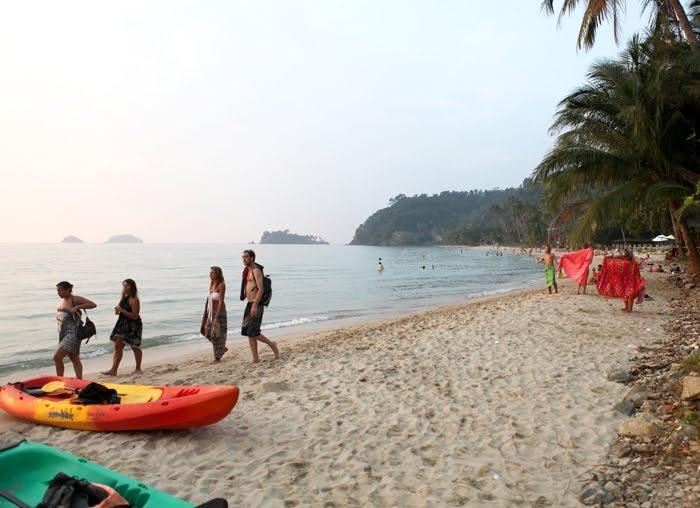 Bhumiyama Beach Resort  Lonely Beach