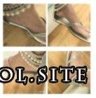 Boho Strass PerlenSandalen Damen Sandaletten Untief warme Jahreszeit Schuhe – Flipflops #Da