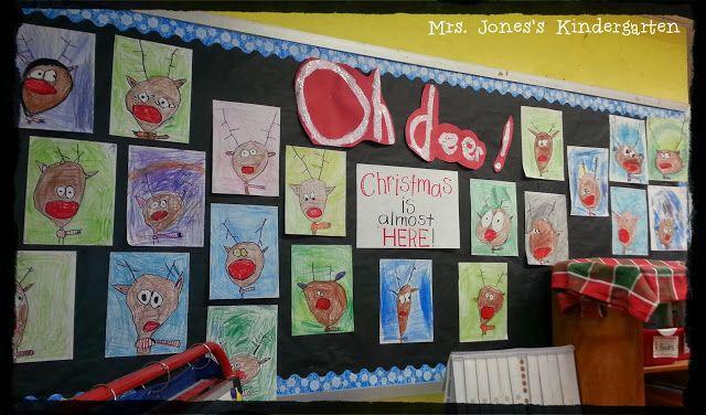 Mrs. Jones's Kindergarten: anchor charts. Oh Deer ...