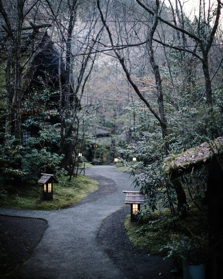 No this isn't a fairytale. This is Ryokan Sangaa magical inn with the most gorgeous onsens (natural hot spring fed baths) where @thedenizenco & I hosted our second annual wabi sabi inspired photography retreat. We called it home for a week & my heart aches for these paths already. Every other place pales in comparison. If you want to join us here next year you can join the retreat mailing list at localmilkretreats.com #wabisabiworkshop #localmilkretreats #ryokansanga by local_milk