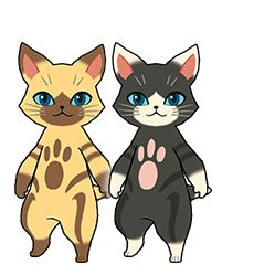 Monster Hunter Felyne Village | Famitsu: Monster Hunter Stories Is A Turn Based RPG And More Details ...