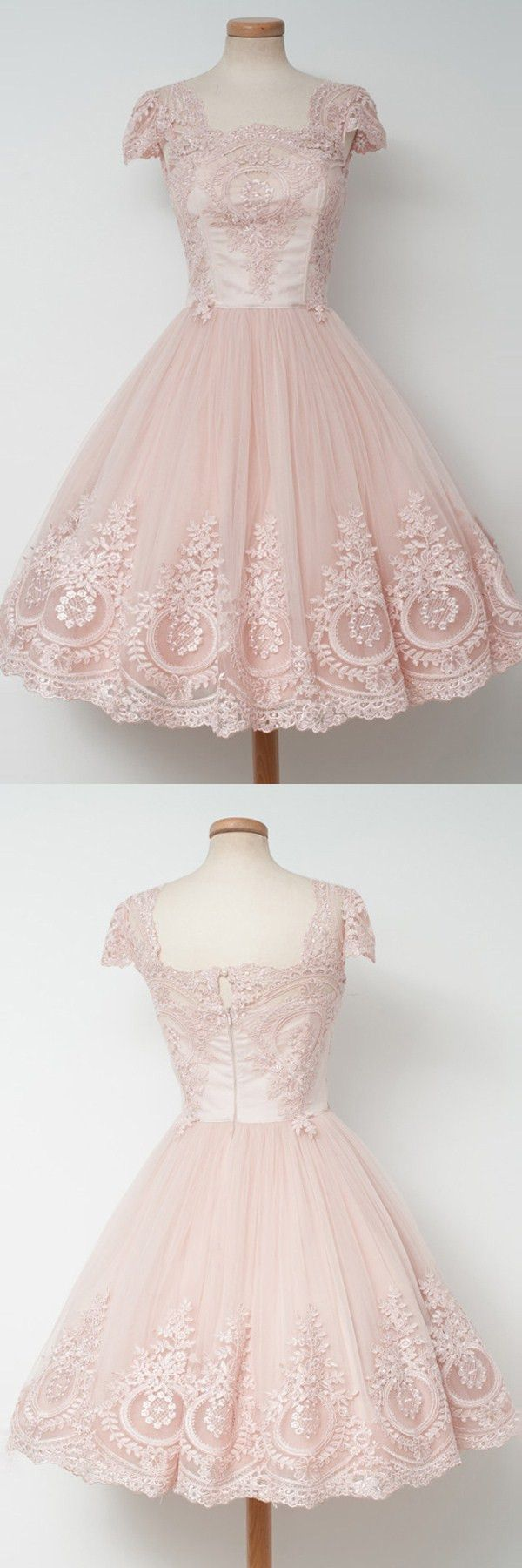 homecoming dresses, vintage party dresses with appliques, cheap vintage dresses, vestidos