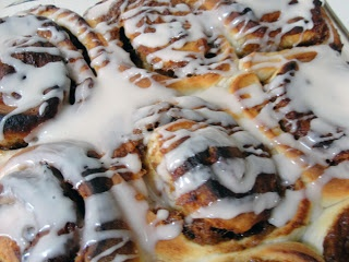 ... by Claudia Adkins on Cinnamon Rolls, Sweet Rolls, and Doughnuts
