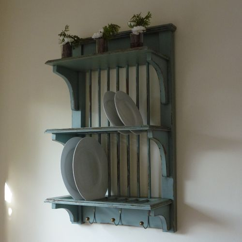 17 Best Images About Plate Racks On Pinterest Furniture & Plate Rack Wall Mounted - Castrophotos