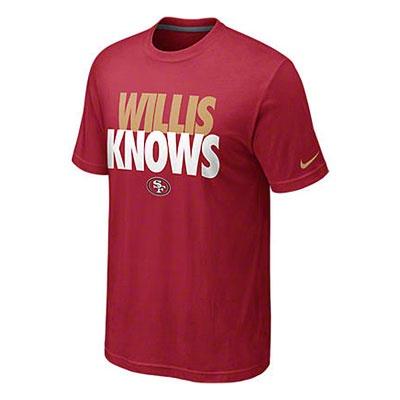 Patrick Willis Shirtless