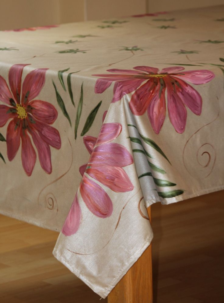 The Gazania is an indigenous beauty of the southern and northern Cape, South Africa. Hand painted by Dana .Facebook DMG Designs .or  www.dmgdesigns.co.za / designmyworld.net