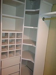 DIY Amazingly Low Cost Custom Closet Storage System !