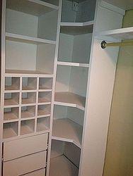 DIY Amazingly Low Cost Custom Closet Storage System !