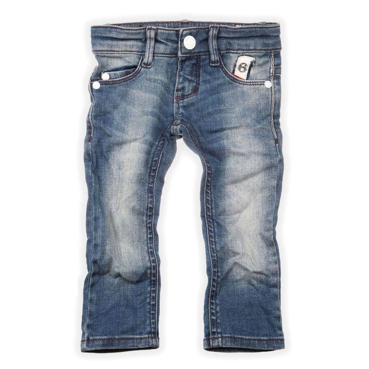 Stoere jongenskleding jeans van Imps & Elfs | love denim | www.kienk.nl