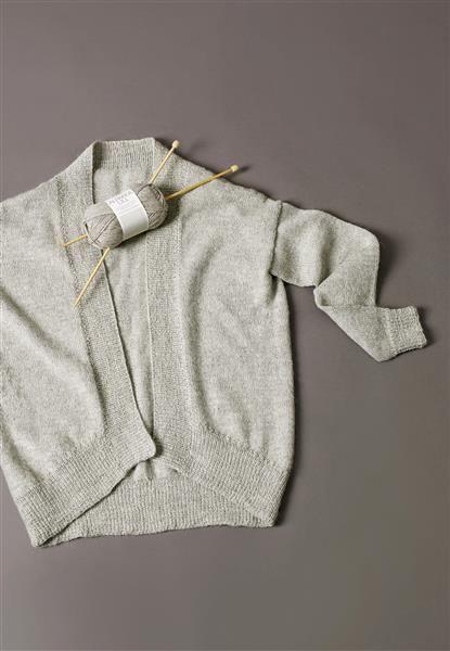 1411: Modell 15 Oversize jakke