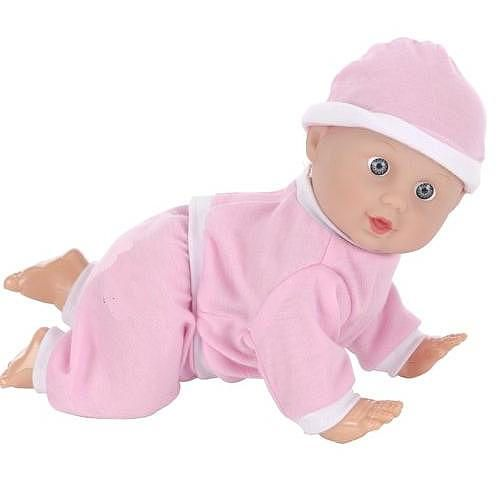 My Crawling Baby Doll Toys Doll Toys And Pink