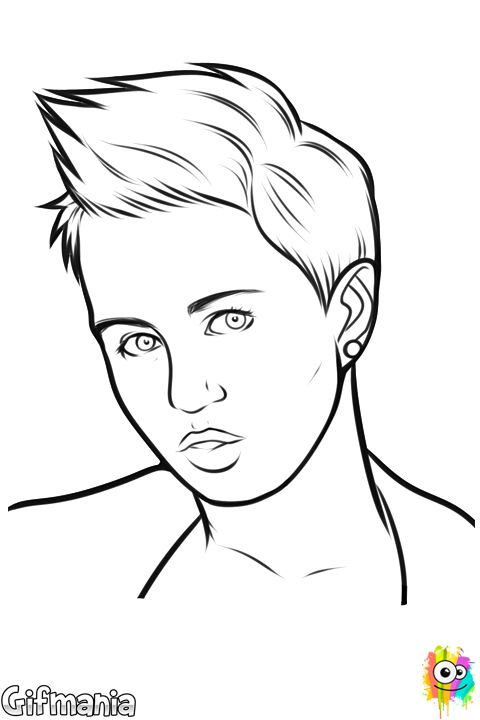 find this pin and more on coloring pages miley ray cyrus coloring page
