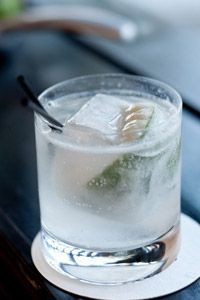 Tequila Rickey: tequila, agave, lime juice, soda water. Possibly the most refreshing cocktail ever, and certainly one of the simplest.   Photo: Alex Gregg