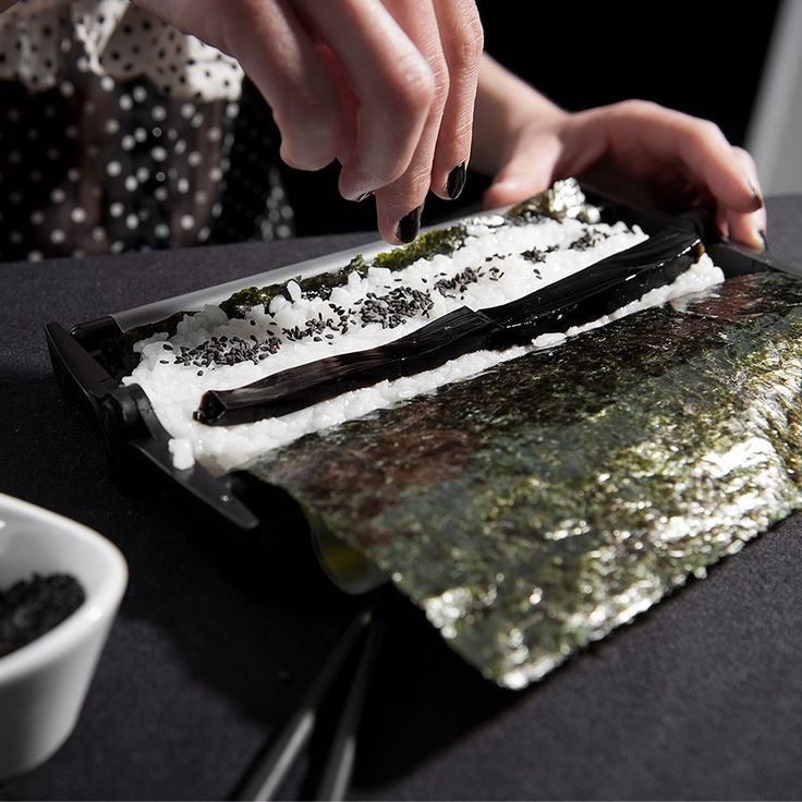 Bedienungsfreundliches Sushi-Zubehör