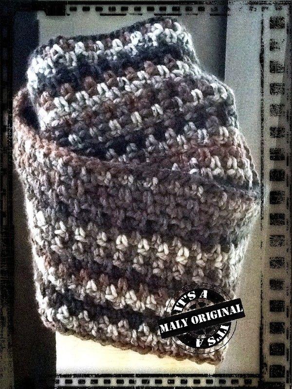 Lekker warme das, gehaakt, gratis patroon, Nederlands, haakpatroon met schema, sjaal, heren, jongens en dames