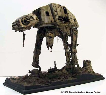 Maquettes Star Wars Colletion/Maquette Star Wars Officiel De la Saga