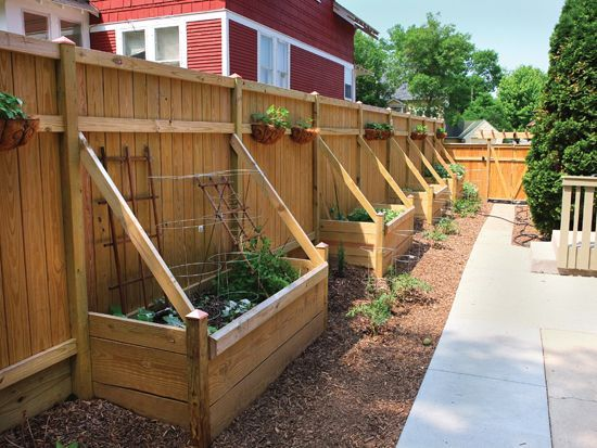 25 best ideas about Box garden on Pinterest Raised beds