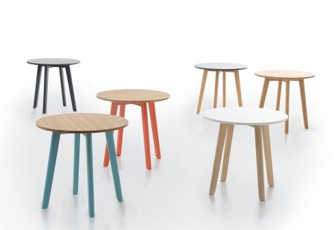 CHAIRMAN side table by Conmoto - side tables - design at STYLEPARK