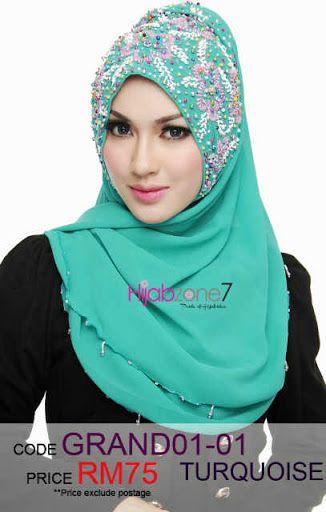 Jual Jilbab, Hijab, Kerudung, Tudung Syifa Terbaru 2016