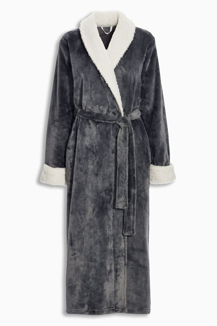 Buy Sheepy Robe from the Next UK online shop