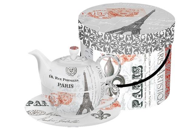 www.gifthaus.co.za Paris Tea 4 One