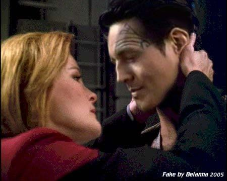 17 best images about star trek on pinterest universe for Mirror janeway